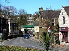 Railway Bridge crossing over Sheffield Road in Dronfield. - geograph.org.uk - 131335 - Dronfield - Wikipedia, the free encyclopedia