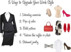 5 Ways to Upgrade Your Work Style