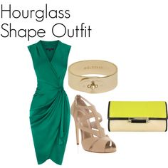 Hourglass Shape Outfit