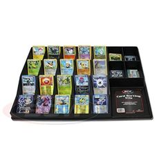 1 Ct. Card Sorting Tray for Sports - Gaming -Trading Card...