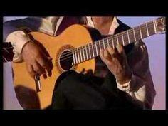 PACO DE LUCIA,la cañada, flamenco carlos saura