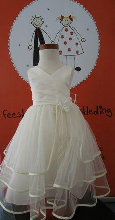 De bruidsmeisjes jurk van ilse