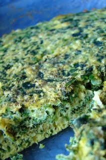Nourished and Nurtured: Parmesan Spinach Bread (GAPS-legal, grain- and nut-free)