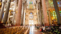 Gain fast track entrance to Gaudi's unfinished masterpiece, the Sagrada Familia, and explore Barcelona's most-visited landmark at your own pace. Marvel at the iconic towers and visit the museum and school inside.