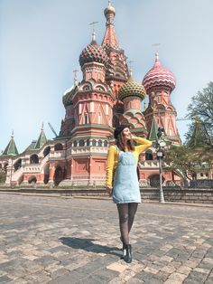 St Basil's Cathedral, Red Square, the land mark of Russia and a place with so much history, Moscow Red Square, St Basils Cathedral, St Basil's, Russia, Two By Two, Saints, Louvre, History, City