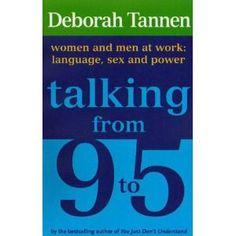 All Deborah Tannen books!