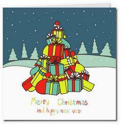 40  Free Printable Christmas Cards, http://hative.com/free-printable-christmas-cards/,