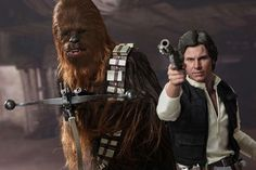 Image of Hot Toys Presents 1st Wave of Star Wars Collectibles Collection