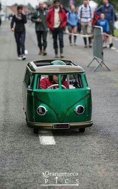 #VW Gravity Racer