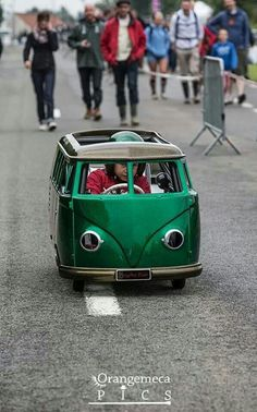 VW Gravity Racer