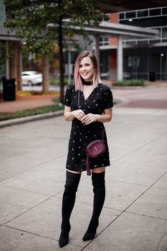 34f823f57cb Houston fashion blogger Uptown with Elly Brow shares over 15 winter outfits  and how to wear
