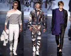 john paul gaultier mens fashion - Google Search