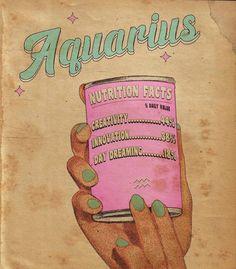 Zodiac Signs Astrology, Zodiac Signs Aquarius, Zodiac Art, Medical Astrology, Aquarius Art, Age Of Aquarius, Aquarius Season, Room Posters, Poster Wall