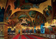 Moscow Kremlin, Granovitaya Palata