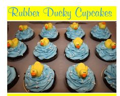 Rubber Ducky Baby Shower Ideas | Rubber Ducky, I'm awfully fond of you!