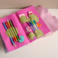 Fun Activity pack hand embroidered and applique por roxycreations