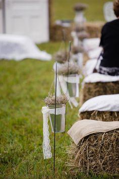 A Prince Edward Island Rustic Pink and White Wedding Wedding Advice, Wedding Pics, Wedding Themes, Free Wedding, Diy Wedding, Rustic Wedding, Wedding Ideas, Wedding Ceremony, Hay Bale Wedding