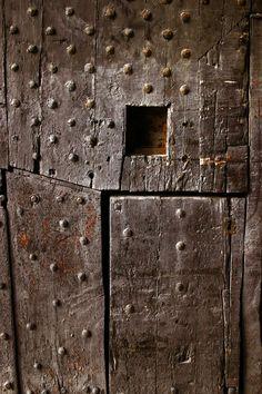 Old Castle Doors | Old castle door & Old Castle Doors | Old antique elizabethan castle manor door ... Pezcame.Com