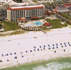 The Hilton Pensacola Beach