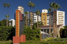 Park La Brea Apartments - California