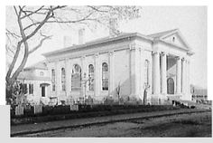Knox County Photo Album - Historic Knoxville Churches First Presbyterian White Porch, Knox County, Church Building, White Houses, Tennessee, Past, Buildings, America, Album