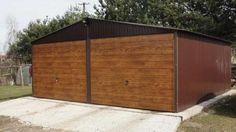 Garaż garaże 6x6 blaszany bramy jak Wisniowski! olx drewnopodobny! dąb Radom - image 2