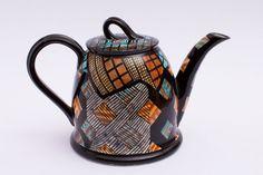 Madoline Keeler Ceramic Teapot