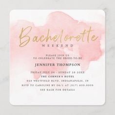 Bachelorette Party Invitations, 1st Birthday Invitations, Rehearsal Dinner Invitations, Bachelorette Weekend, Zazzle Invitations, Baby Shower Invitations, Wedding Invitations, Bachelor Wedding, Weekend Events