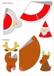 Картинки по запросу животные из бумаги шаблоны схемы