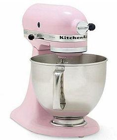 KitchenAid Artisan Mixer. Want so badddd!