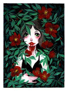 Ashleigh Izienicki - Fine Art.