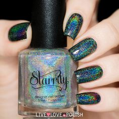 Starrily Eclipse Top Coat (PRE-ORDER | ORDER SHIP DATE: 10/13/2015) | Live Love Polish