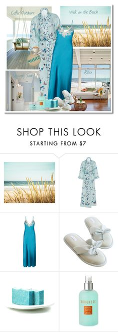 """Easy Sunday Morning"" by sjk921 ❤ liked on Polyvore featuring La Perla, Borghese and Temple Spa"