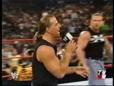 WWE - Dx - Triple H turns his back on Shawn Michaels