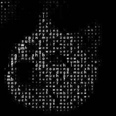 Wow, Such ASCII