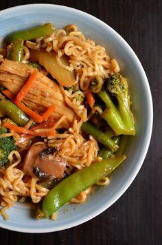 Ramen Style Yakisoba Noodles. http://www.cuisinelinks.com/Index