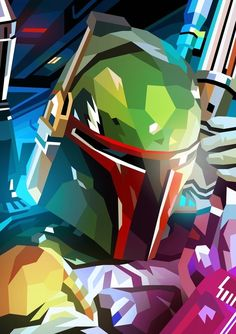 Star Wars: Boba Fett bounty hunter