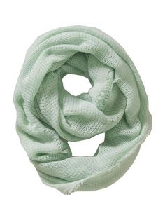 Lightweight-Sweater Infinity Scarf Product Image