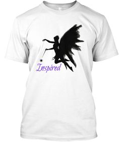 Inspired T Shirt T-Shirt Front