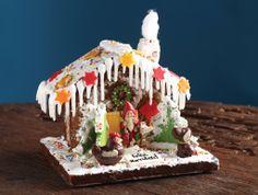 """Recomendación navideña de la #reposteriaastor ... """"CASA DE NAVIDAD""""... #galletas #chocolates  Regala Astor, regala amor  www.elastor.com.co"""