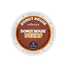 Donut House #Decaf #Coffee #coffee #tea #coffeelovers #keurig #javafly