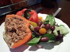 HIT Recipe #2: Stuffed Beef Peppers - The People's Chemist