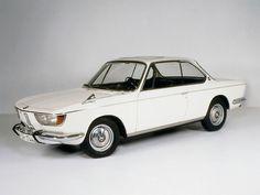 BMW 2000 CS E120 1965-1970