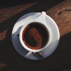 Americano Coffee / photo by Patrick Janelle #TheUnderwriting #TaraTaylor #GetHooked
