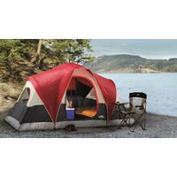 Northwest Territory Casa Grande Tent With Lighting And Projector Screen Kmart Family Tent Camping Tent 6 Person Tent