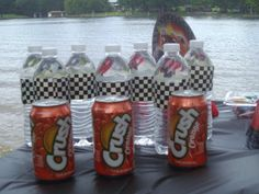 Monster Truck Party Ideas I love play on words lol crush