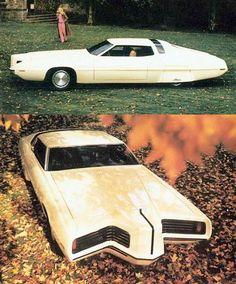 1971 Ford Tridon Show Car