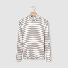 Striped Undersweater, 10-16 Years R essentiel | La Redoute Mobile