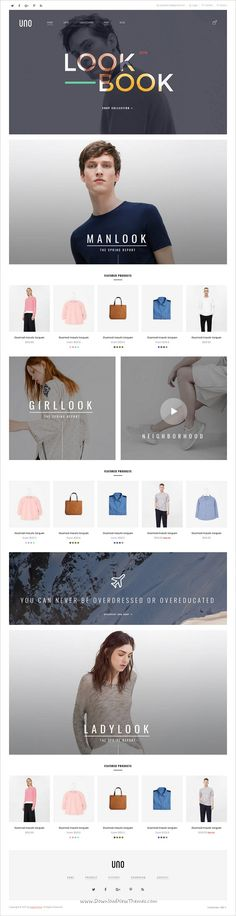 UNO is beautifully design 9in1 responsive #Shopify theme for #webdesign stunning #eCommerce websites download now➩ https://themeforest.net/item/uno-multi-store-responsive-shopify-theme/19244984?ref=Datasata