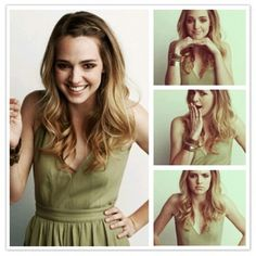 Katelyn Tarver is a perfect person.